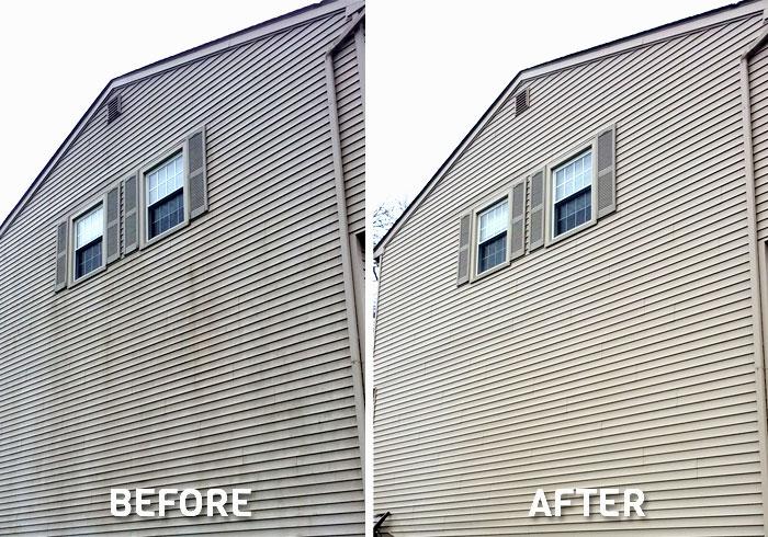 Exterior House Washing | Saber Soft Wash